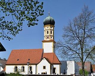 Großhadern District in Munich, Bavaria