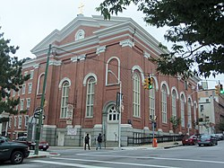 St. Ignatius Church, Baltimore.JPG