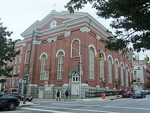St. Ignatius Church (Baltimore) - Image: St. Ignatius Church, Baltimore