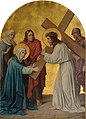St. Martinuskerk, Beek, Stations of the Cross, Station 04, Jesus Meets His Mother, Mary.jpg