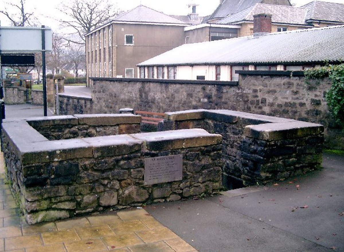 St. Mary's Well, Clitheroe - geograph.org.uk - 101133.jpg