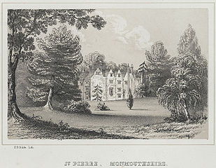 St. Pierre, Monmouthshire
