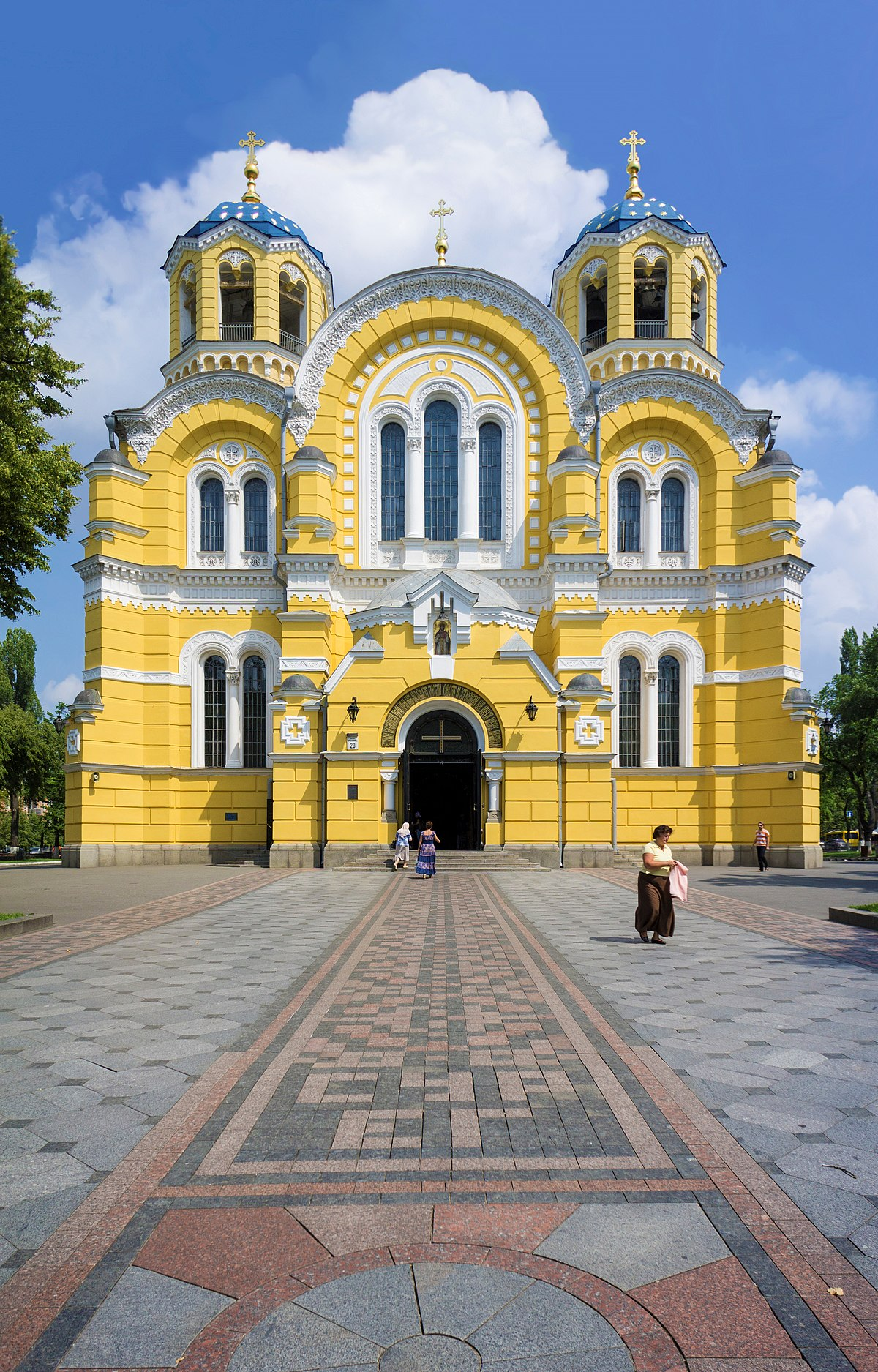 Russian Church Focused On