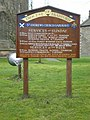 St Andrew's Church, Gargrave, Sign - geograph.org.uk - 1612876.jpg