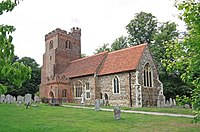 St Andrew, Sandon, Essex - geograph.org.uk - 1496277.jpg