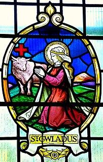 Gwladys Welsh saint