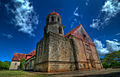 St Isidore the Laborer Church in Lazi, Siquijor.jpg