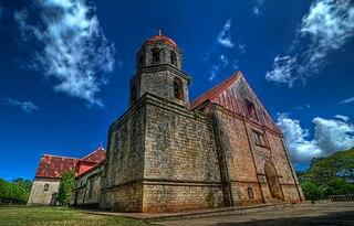Church in Siquijor, Philippines
