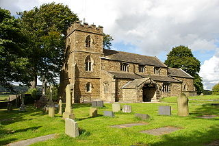 Altham, Lancashire Human settlement in England