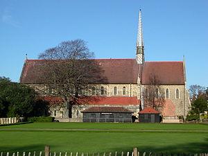 Preston Village, Brighton - Image: St John's Church, Preston