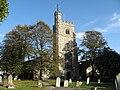 St Margaret's Church tower , Barking - geograph.org.uk - 1562917.jpg