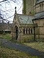 St Mary's Church, Porch - geograph.org.uk - 1123908.jpg