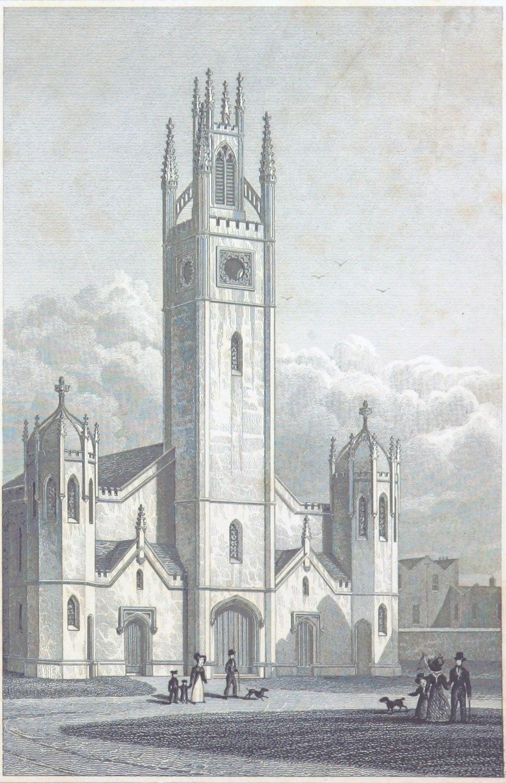 St Mary Haggerston