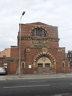 Saint Philip Neri Church church in Liverpool, UK