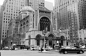 St. Bartholomew's Episcopal Church (Manhattan) - St. Bartholomew's, 2004