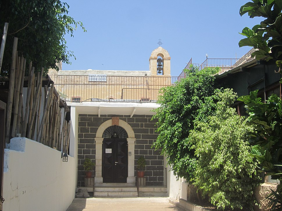 St peters tiberias 1