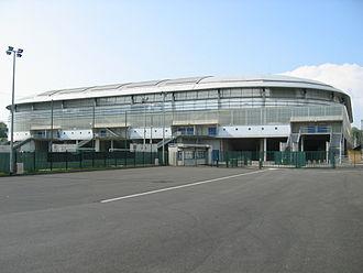 Stade Auguste Bonal - Image: Stade Bonale Sochaux 06