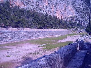 Stadium of Delphi