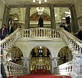 Staircase, Belfast City Hall - geograph.org.uk - 1747614.jpg