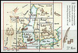 Suomen Postilaitoksen Historia Wikipedia