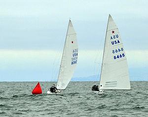 Star (keelboat) - Star Boats NHYC North American Championships June 2013