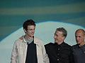 Star Wars Celebration II - Hayden Christensen, Anthony Daniels, and Nick Gillard (4878241785).jpg