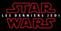 Star Wars VIII logo FR.png