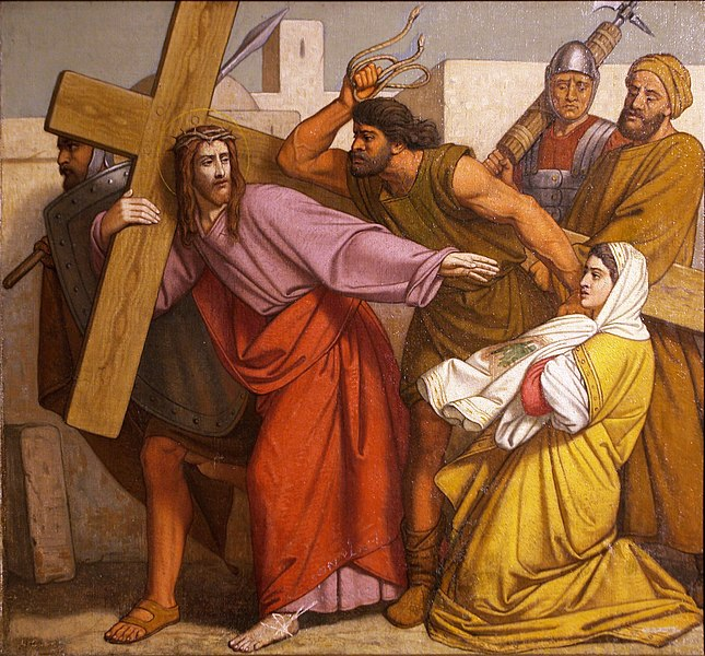 File:Stations of the Cross, 5, Saint-Jean-Baptiste au Beguinage, Brussels.jpg