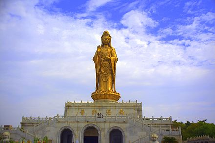 guanyin statue incredible destinations in china