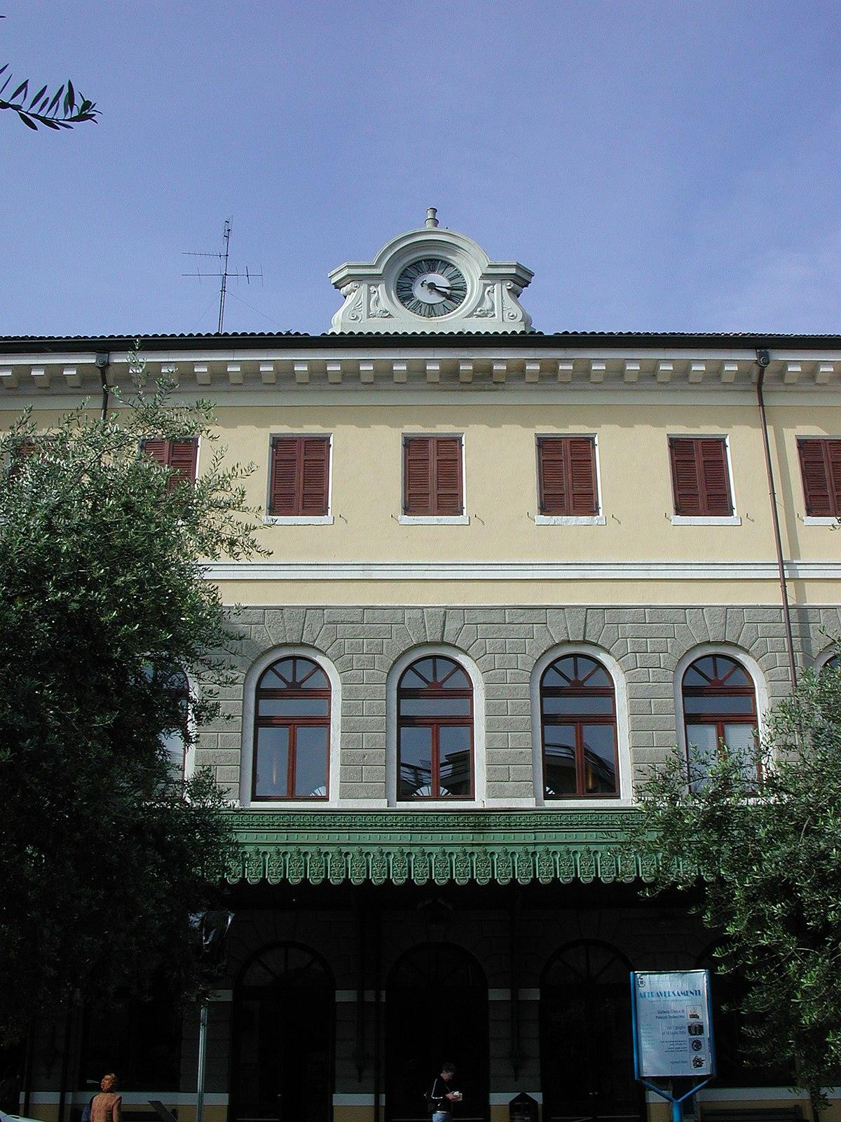 Via Durighello Desenzano Del Garda desenzano del garda-sirmione railway station - wikipedia