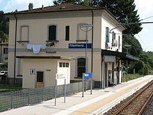 La stazione di Filattiera