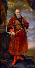 Portrait of Stefan Czarniecki, Field Hetman of the Crown