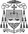 Stemma Giustino Sanchini - Bolla vescovile 1935 - Particolare.jpg