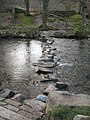 Stepping stones, River Esk - geograph.org.uk - 761515.jpg