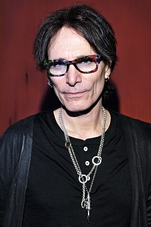 Steve Vai American guitarist, songwriter, and producer