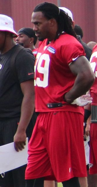 Steven Jackson - Jackson in 2013 with the Falcons