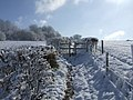 Stile on the Monarch's Way - geograph.org.uk - 754691.jpg