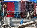 Still Life with Jumbled Facade - Hazratbal Shrine - Srinagar - Jammu & Kashmir - India (26233705653).jpg