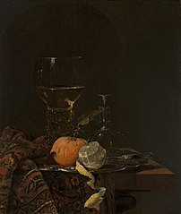 Still Llife with a Roemer