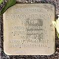 Stolperstein Berliner Str 26 (Tegel) Edouard Tremblay.jpg