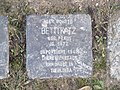 Stolperstein Betti Katz, 1, Hinterstraße 51, Bad Wildungen, Landkreis Waldeck-Frankenberg.jpg