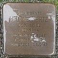 Stolperstein Goch Mühlenstraße 1 Helene Hertz.jpg