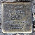 Stolperstein Stromstr 52 (Moabi) Marianne Rothschild.jpg