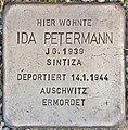 Stolperstein für Ida Petermann (Salzburg).jpg