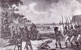 The Storming of the Cape of Good Hope