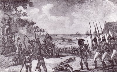 Storming the Cape 1806