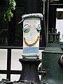 Straßenwalze vor dem Technischen Rathaus in Freiburg, Detail.jpg