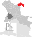 Straßwalchen in the district of SL.png