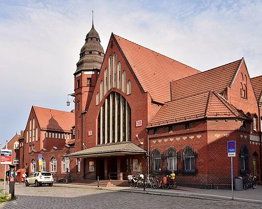 Stralsund Hauptbahnhof, 2019 (03)
