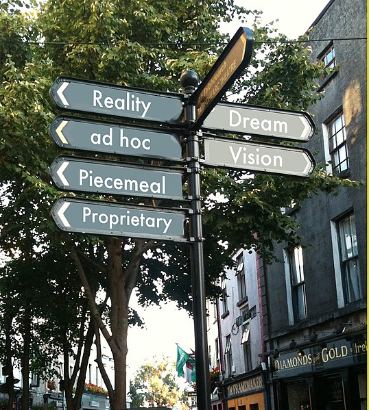 File:Street Sign with ideas.jpg